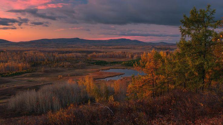 Южный Урал, озеро Ворожеич. 35PHOTO - marateaman - Заворожила осень золотая