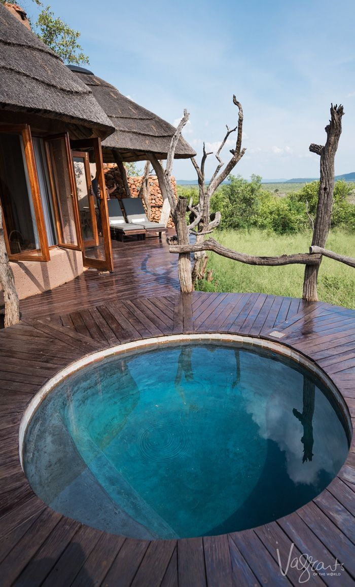 The African safari vacation of your dreams at Madikwe Safari Lodge. Travel in South Africa.