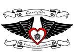 Carry On logo: Logo