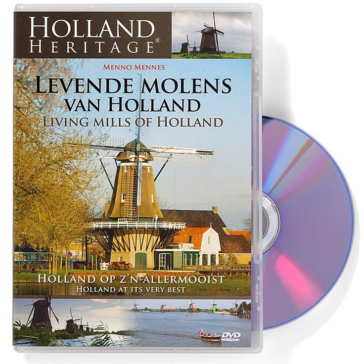 De molen als symbool van de strijd van Nederland tegen het water trekt nog steeds honderdduizenden buitenlanders naar Nederland.