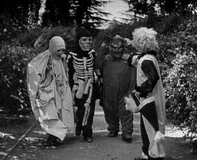 Halloween Vintage Photos