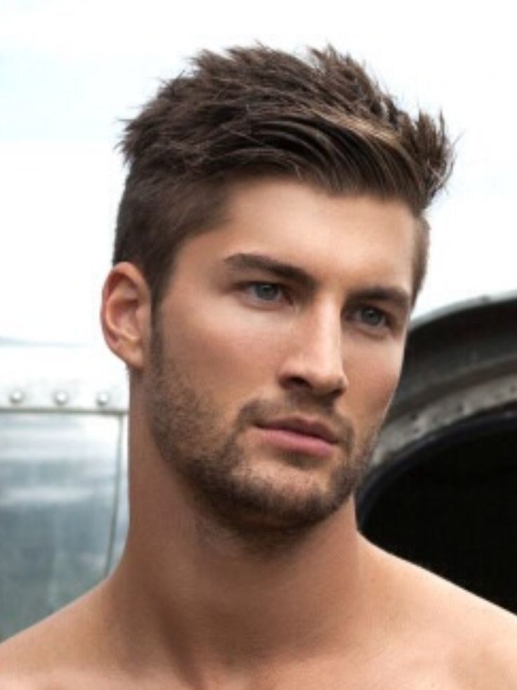 Men Hairstyle 1026 Best Men's Hair Styles Images On Pinterest  Man's Hairstyle