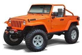 My Orange Jeep Rubicon:D