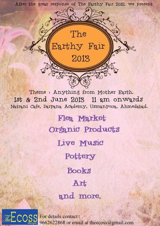 The Earthy Fair 2013