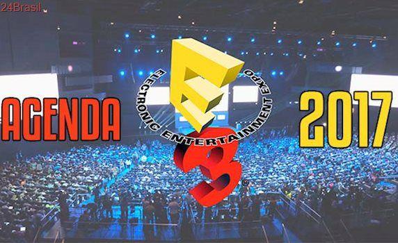 Agenda E3 2017: veja aqui os horários dos eventos e da nossa cobertura AO VIVO!