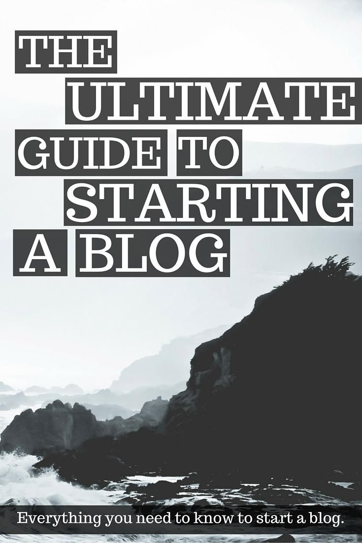 So many people want to start a blog but they think that i's going to be hard to set up or complicated. That is not the case AT ALL! You can start a self-hosted wordpress blog in 20 minutes!