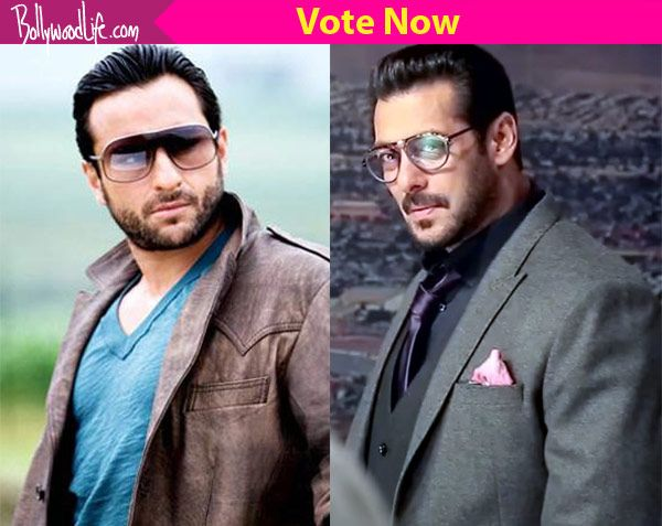 Are you happy to see Salman Khan instead of Saif Ali Khan in Race 3? Vote now! #FansnStars