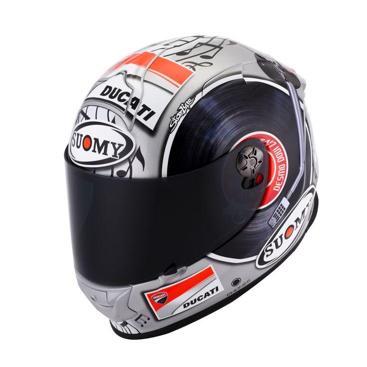 Suomy SR Sport Replica Andrea Dovizioso Mugello 2015 (2016 Collection)
