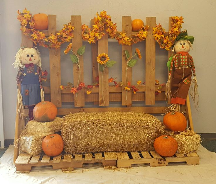 Photo Booth For Church Harvest Party. Under $15.