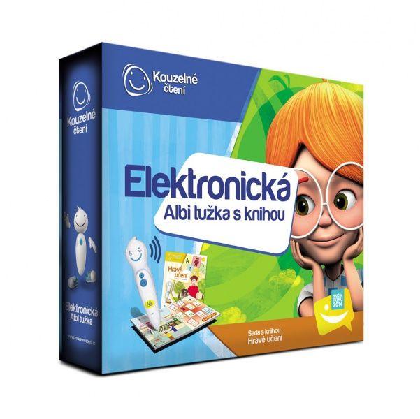Elektronická Albi tužka + kniha Hravé učení - Kouzelné čtení | ALBI eshop