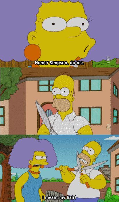 Homer Simpson dating sitater cepr forretnings syklus dating