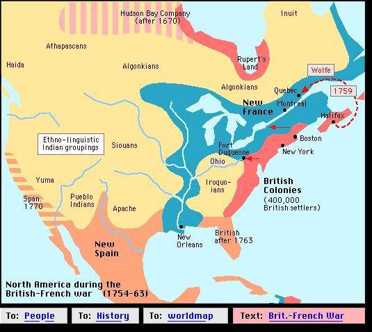 relationships between indians and the british and french before 1750 Slavery and native americans in british north america and  especially to the british before 1700,  the war-like chickasaw played both the french and british off.