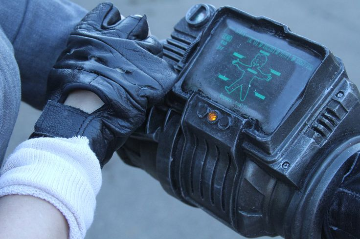 Pipboy 3000 by KayGallagher