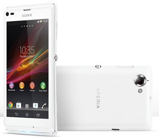 Clove UK has begun taking pre-orders for Sony's newest Android 4.1 smartphone 'Xperia L'.