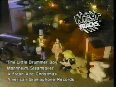 Mannheim Steamroller - The Little Drummer Boy (HQ)