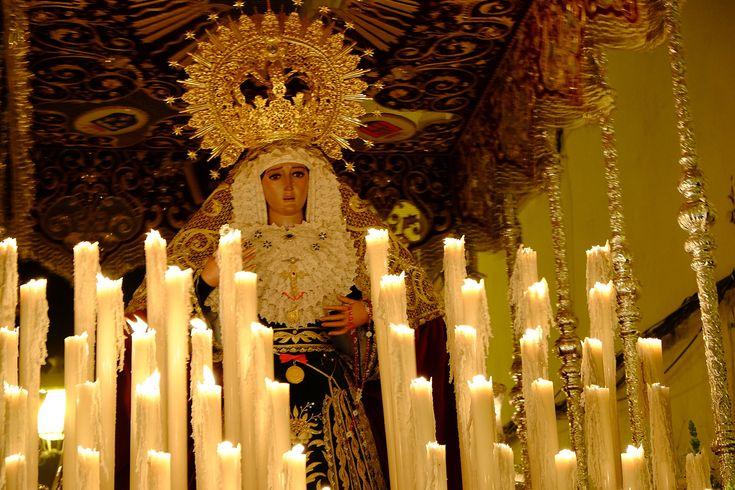 María Santísima de la Amargura - Semana Santa en Arcos de la Frontera - Holy Week in Spain - Wikipedia