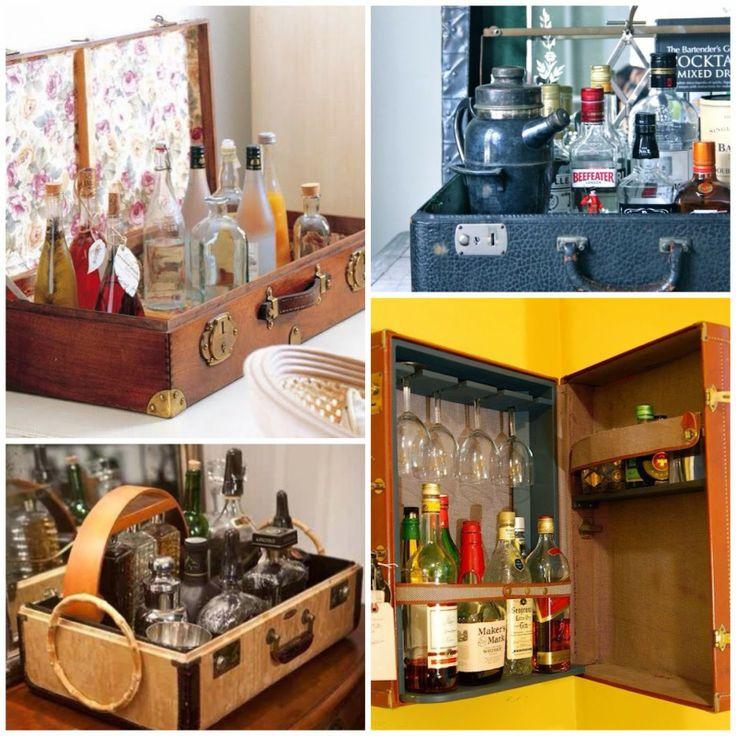 NOS TOMAMOS UNA COPA?...Originalidad para tu mueble bar