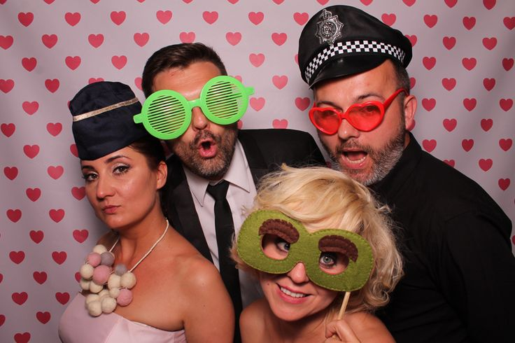 crazy photo booth - wedding planner PERFECT MOMENTS szalona budka  www.perfectmoments.pl