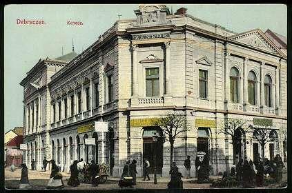Debrecen Zenede   Képeslapok   Hungaricana