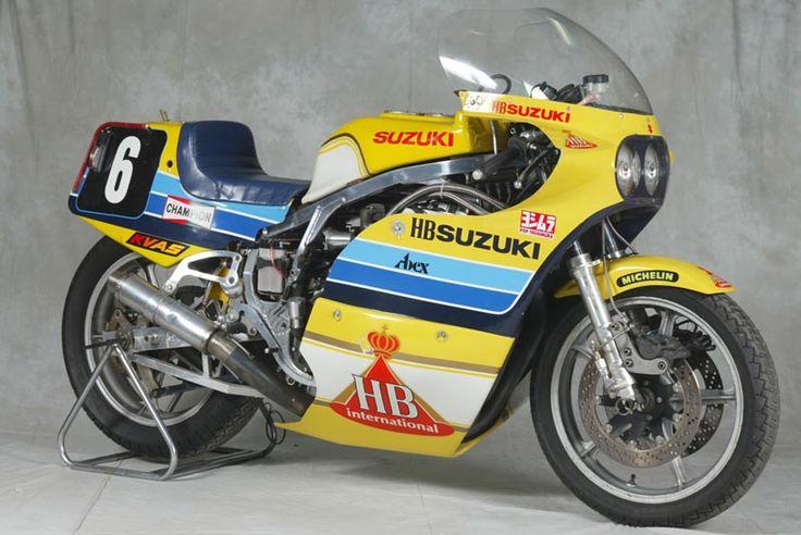 1983 Suzuki GS 1000 - SERT