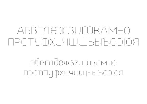 Font project on Behance