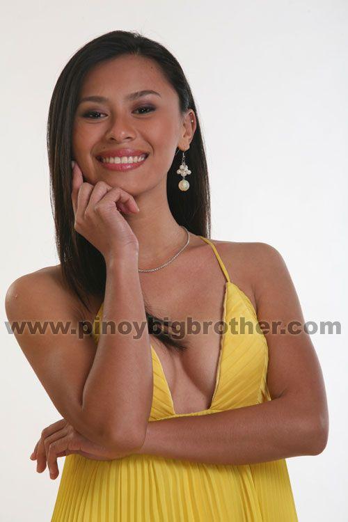 Pinoy Big Brother Season 2 -- Dionne Monsanto