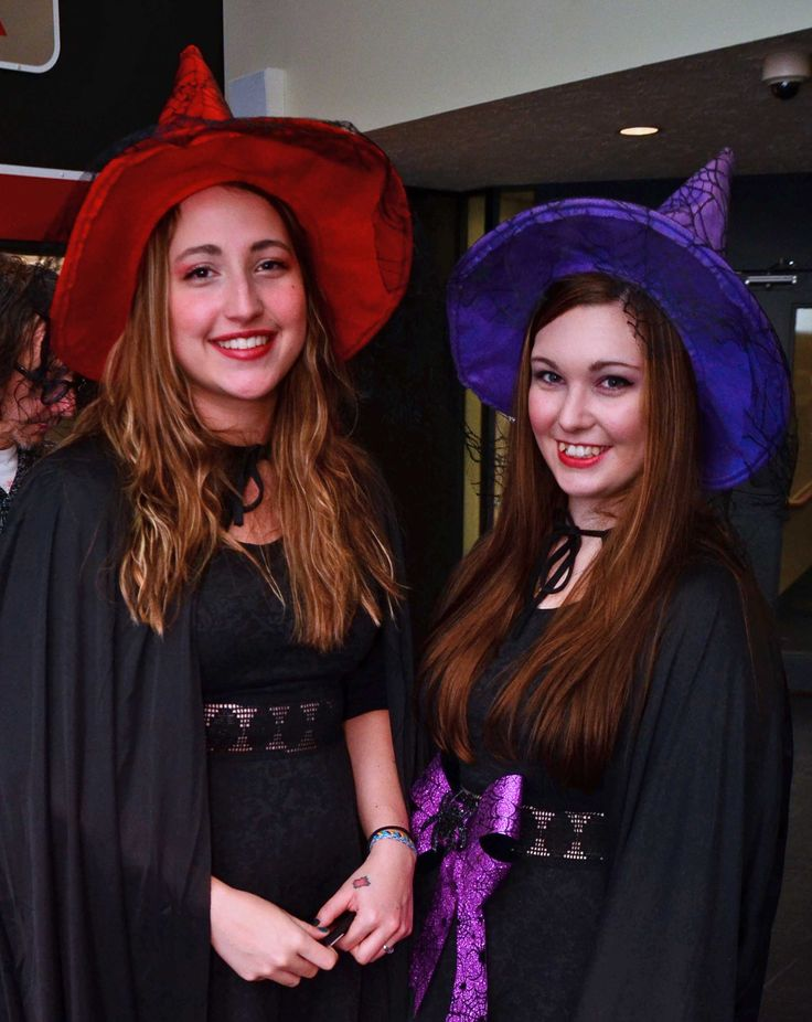 A couple of friendly witches
