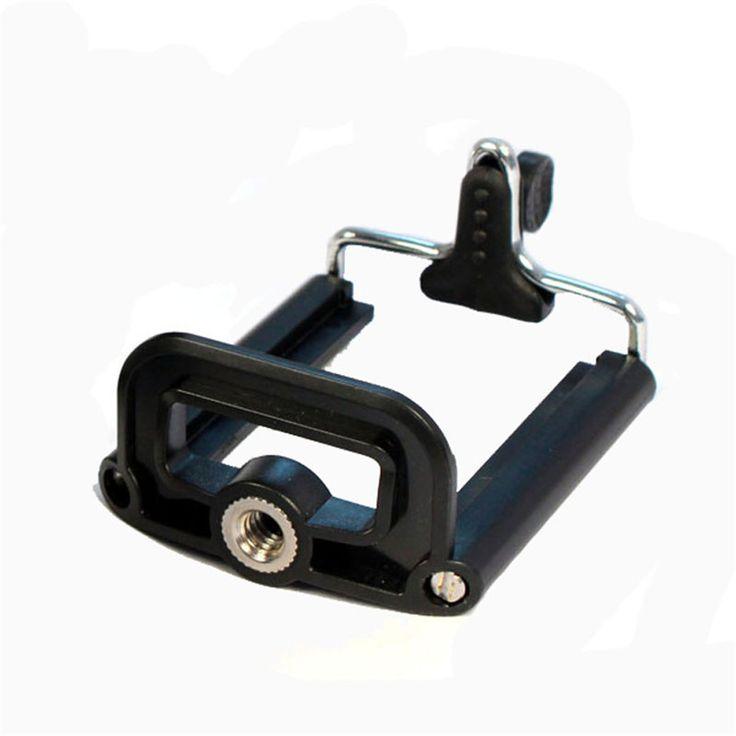Pabrik Harga Binmer Hot Jual Baru Ponsel Pintar Berdiri Pemegang Klip Braket Tripod Monopod Mount Adapter Nov3