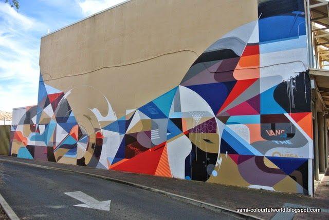 sami's colourfulworld blog: Street Art in Glenelg