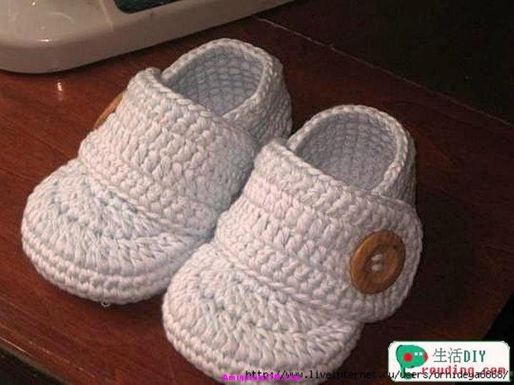 Bebek Örgü Babet Yapılışı