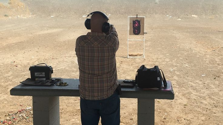 After target shooters were found to have started over a dozen fires in June, a local gun store owner is hoping someone will build an outdoor shooting range in Reno, which he says could reduce brush fires.Sharon Oren, owner of Maccabee Arms on Kietzke Lane,
