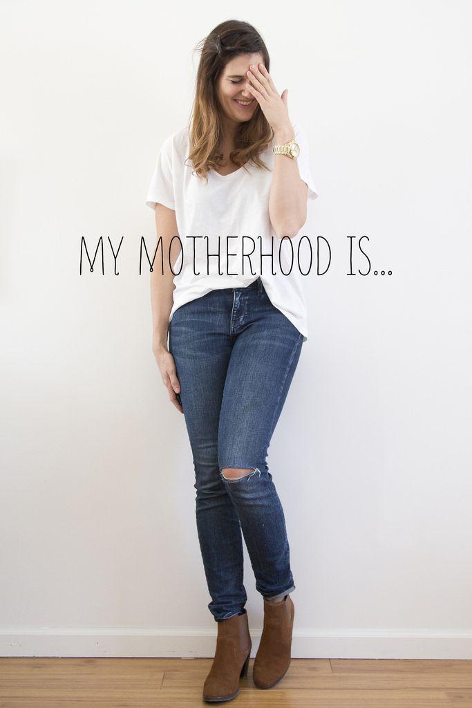 """My Motherhood Is…"" blog post about the extremely personal yet amazingly universal journey of motherhood (via @jen Lula-Richardson) www.jenloveskev.com"