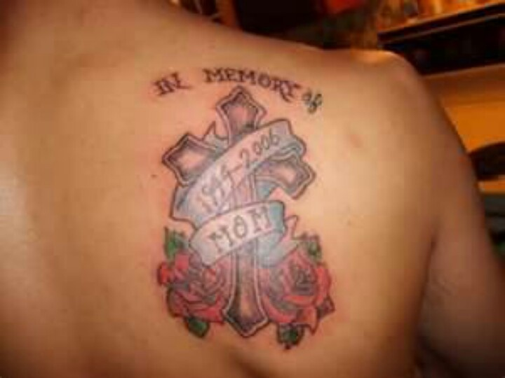 In Memory Of Tattoo