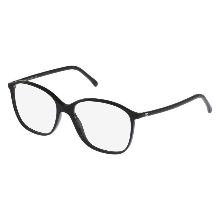 lunettes chanel 3219 c501 black c501 myope comme une. Black Bedroom Furniture Sets. Home Design Ideas