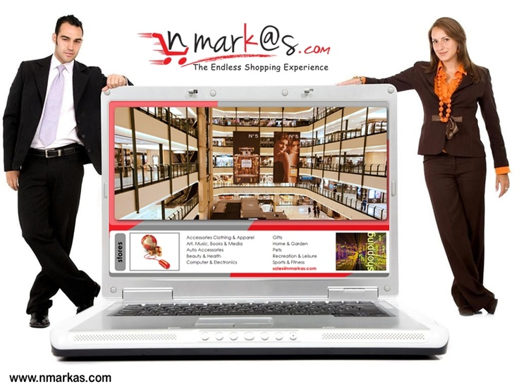 Nmarcas - endless shopping experience - http://www.nmarkas.com/