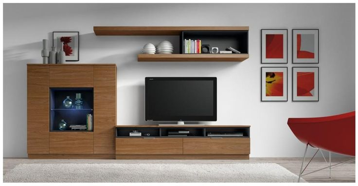 13 best images about muebles para televisores on pinterest - Muebles modernos para televisores ...