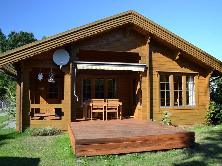 Terrasse mit Garten Ostsee urlaub ferienhaus, Ferienhaus