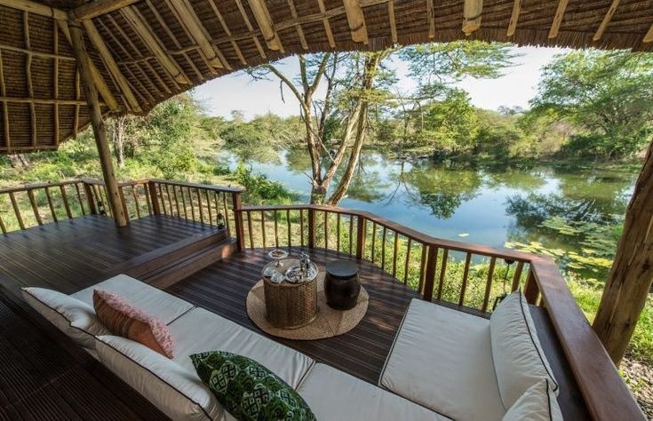As the latest Conde Nast Traveller's Awards will reveal, there is no shortage of luxury accommodation in Kenya, and some of the properties mentioned in the coveted list certainly are drool worthy. Finch Hattons, #Luxury in the heart of #Kenya's Tsavo