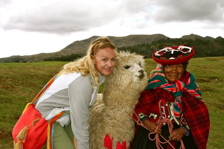 Traveling in Peru, The Inca Trail with a CordoBags Wayuu Mochila Find Wayuu Mochilas @ CordoBags.com