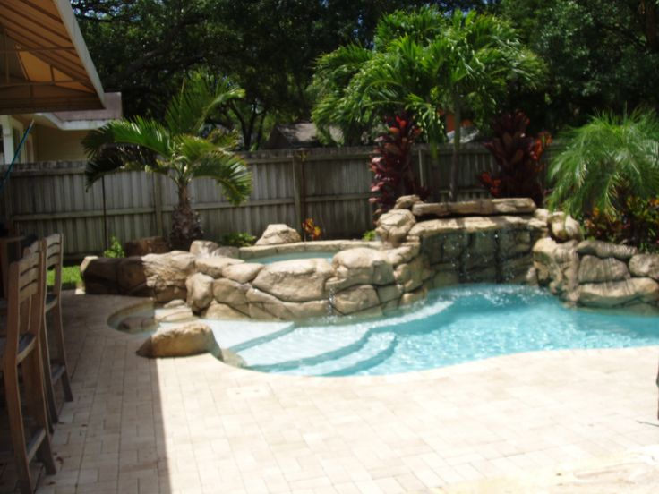 experience a private oasis in your own backyard by creating custom rock pool natural springs pools design and build rock pools to turn your dreams in a