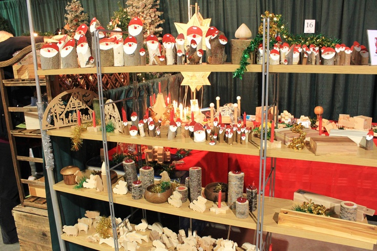 Christmas Craft Market in the end of November always has lots of great products and samples! #Christmas #craft #market