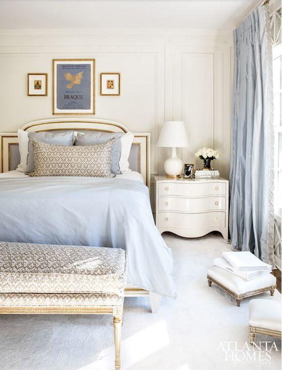 Suzanne Kaslers Bedroom