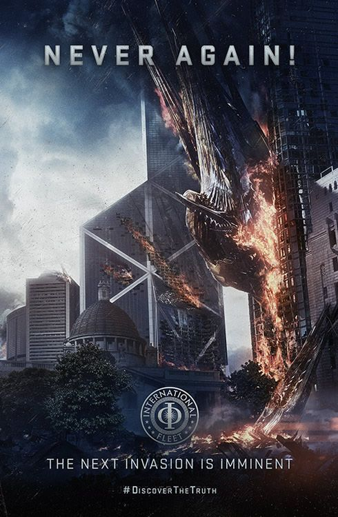 New ENDER'S GAME Propaganda Movie Posters