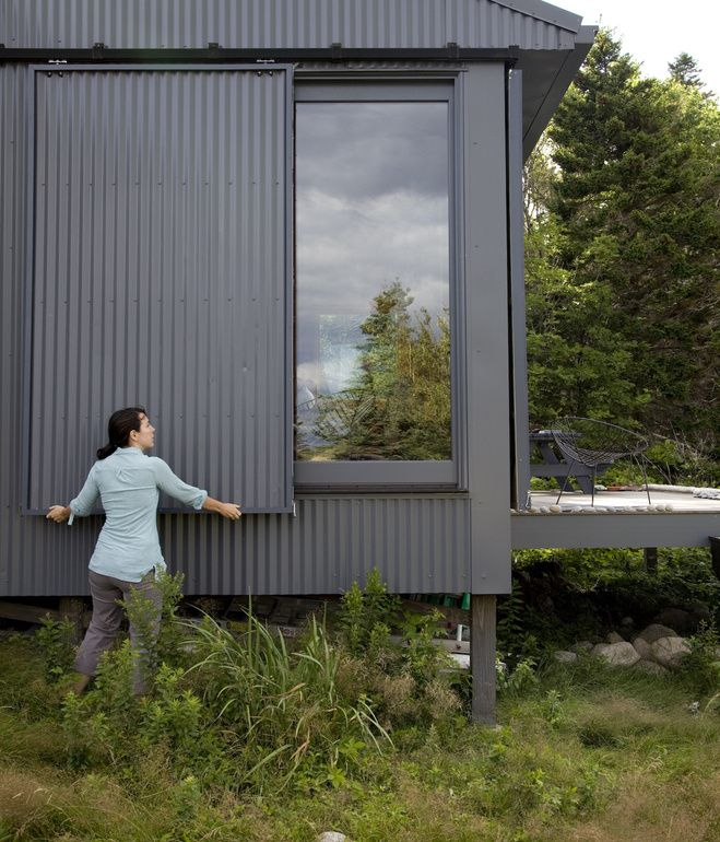 1000 Ideas About Corrugated Metal Fence On Pinterest