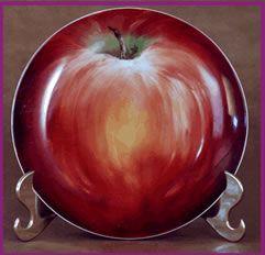 Maçã maçã, artista Rose Borges