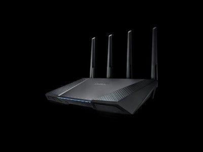 JUAL ASUS RT-AC87U Dual Band AC2400 Gigabit Router - BerlianCom
