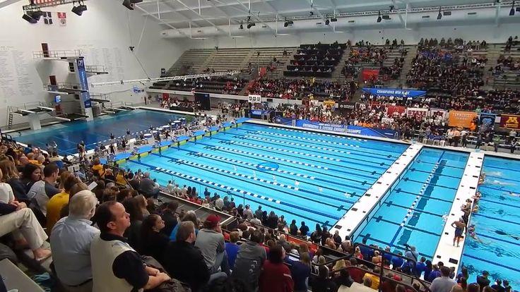 Simone Manuel - 2017 NCAA Women's Swimming & Diving Championships - 50 F...