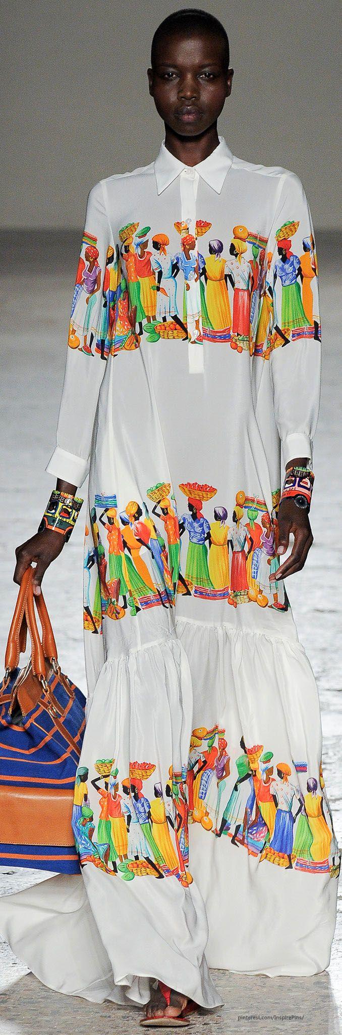 Spring 2015 Ready-to-Wear Stella Jean