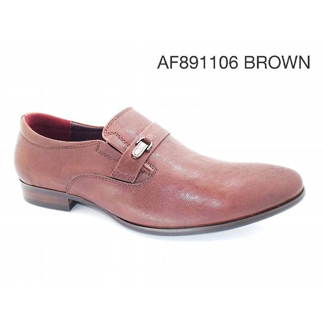 Cool brown leather shoes for men #walksafari #leathershoes
