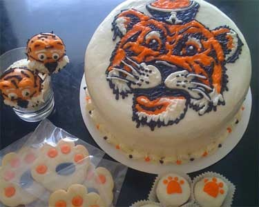 How AUsome is this cake? ;)